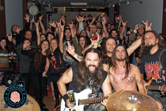 Diabolus In Extremis Sevilla