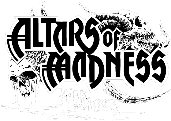 Altars of Madness Web Rock