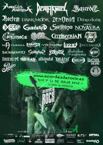 Festival, Acordes de rock