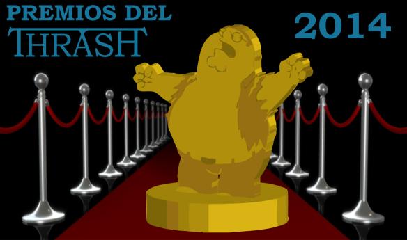 premios del thrash metal español 2014 peter de oro